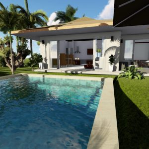 The Palm 1 bedroom-New Development-Madeua Whan-koh-phangan-real-estate-development-investment-program-thailand-construction-building-villa-house-for-rent-for-sale-business-lease-hold