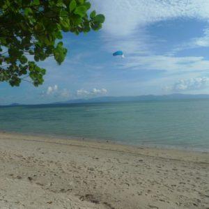 Beautiful Beachfront Residence With 3 Villas - Baan Tai