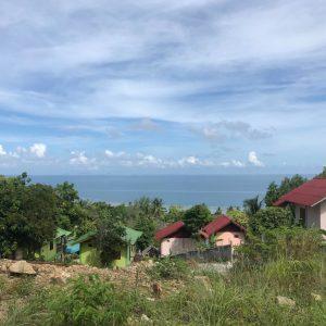 572 sqm Seaview Land - Haad Yao