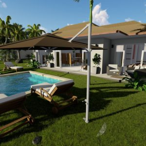 The Palm 2 bedrooms-New Development-Madeua Whan-koh-phangan-real-estate-development-investment-program-thailand-construction-building-villa-house-for-rent-for-sale-business-lease-hold