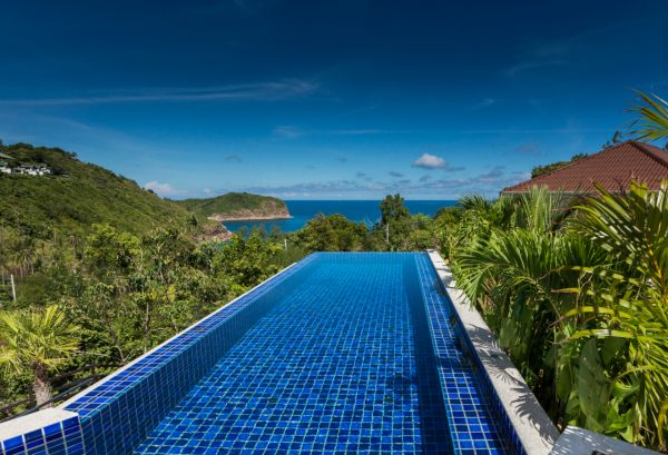 Splendid Seaview 2 Bedroom Pool Villa-Villa-Haad Thonglang-koh-phangan-real-estate-development-investment-program-thailand-construction-building-villa-house-for-rent-for-sale-business-lease-hold