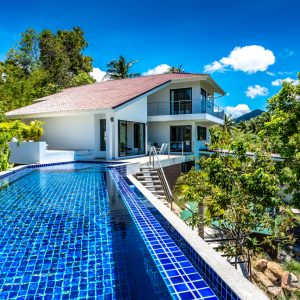 Splendid Seaview 2 Bedroom Pool Villa-Villa-Haad Thonglang-koh-phangan-real-estate-development-investment-program-thailand-construction-building-villa-house-for-rent-for-sale-business-lease-hold