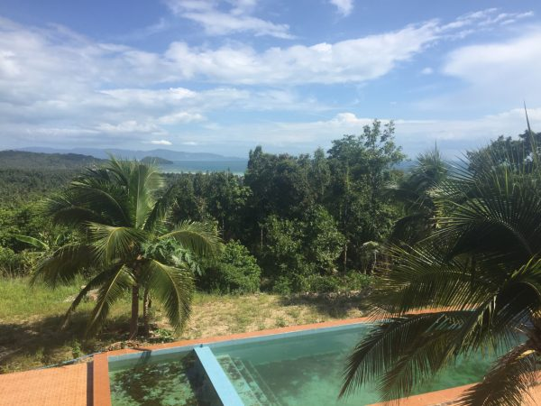 Hotel Built At 90% With Splendid Seaview-Business-Chalok Ban Kao-koh-phangan-real-estate-development-investment-program-thailand-construction-building-villa-house-for-rent-for-sale-business-lease-hold
