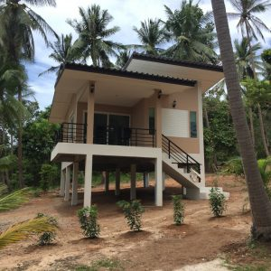Brand New 1 Bedroom House -Rentals- Nai Wok-koh-phangan-real-estate-development-investment-program-thailand-construction-building-villa-house-for-rent-for-sale-business-lease-hold
