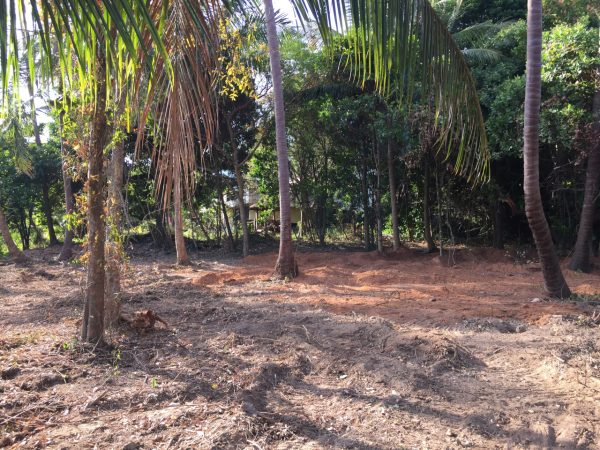 Phangan Development land for sale-1 Rai With Small Seaview - Nai Wok-koh-phangan-real-estate-development-investment-program-thailand-construction-building-villa-house-for-rent-for-sale-business-lease-hold