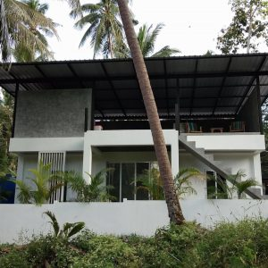 Phangan Development villa for sale-Modern Open Space Villa - Madeua Whan-koh-phangan-real-estate-development-investment-program-thailand-construction-building-villa-house-for-rent-for-sale-business-lease-hold