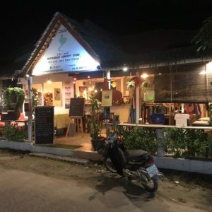 Phangan Development business for rent-Prime Location Restaurant - Srithanu-koh-phangan-real-estate-development-investment-program-thailand-construction-building-villa-house-for-rent-for-sale-business-lease-hold