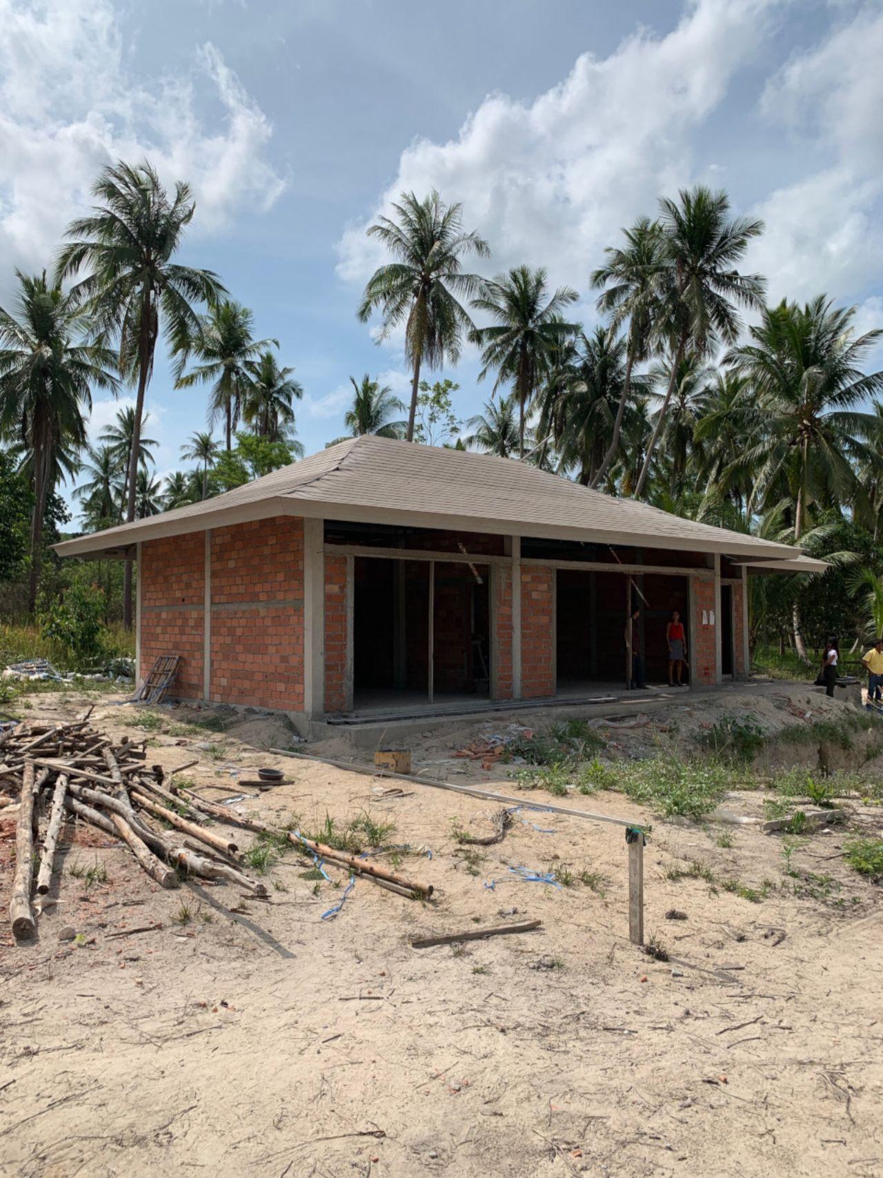 Koh Phangan real estate construction