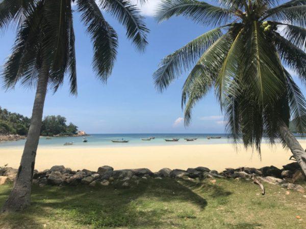 Phangan Development land for sale-Wonderful Beachfront Land - Chaloklum-koh-phangan-real-estate-development-investment-program-thailand-construction-building-villa-house-for-rent-for-sale-business-lease-hold