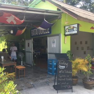 Phangan Development business for rent-Nice Restaurant Well Located - Baan Tai-koh-phangan-real-estate-development-investment-program-thailand-construction-building-villa-house-for-rent-for-sale-business-lease-hold