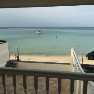 Phangan Development house for sale-4 Bedroom Villa On Beachfront - Chaloklum-koh-phangan-real-estate-development-investment-program-thailand-construction-building-villa-house-for-rent-for-sale-business-lease-hold