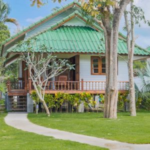 Phangan Development villa for rent-Garden Cottage 3 - Hin Kong -koh-phangan-real-estate-development-investment-program-thailand-construction-building-villa-house-for-rent-for-sale-business-lease-hold