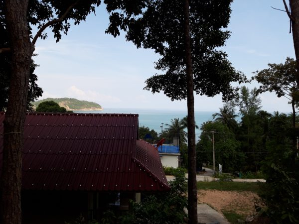 Phangan Development villa for rent-1 Bedroom Seaview House - Haad Khom-koh-phangan-real-estate-development-investment-program-thailand-construction-building-villa-house-for-rent-for-sale-business-lease-hold