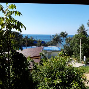 Phangan Development villa for rent-2 Bedrooms Seaview House - Haad Khom-koh-phangan-real-estate-development-investment-program-thailand-construction-building-villa-house-for-rent-for-sale-business-lease-hold