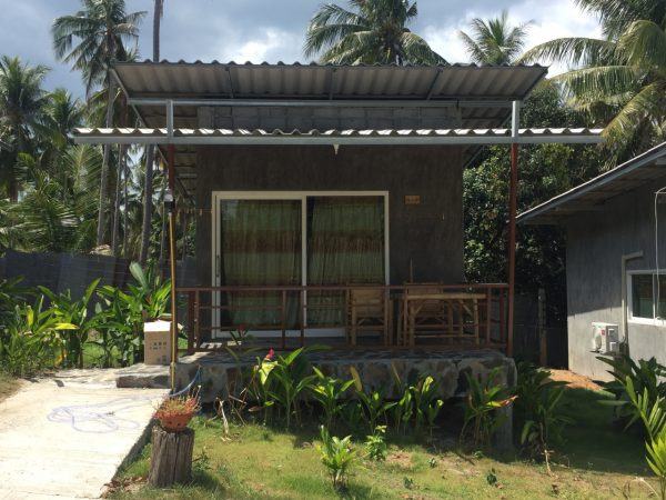 Phangan Development villa for rent-1 Bedroom Bungalow - Thongsala -koh-phangan-real-estate-development-investment-program-thailand-construction-building-villa-house-for-rent-for-sale-business-lease-hold