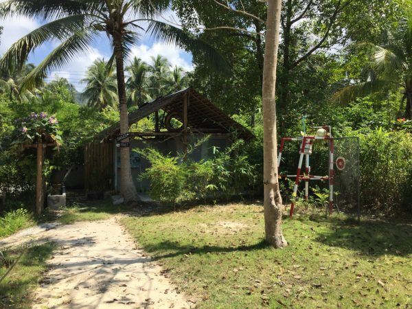 Phangan Development land for sale-1 Rai In A Quiet Area - Chalok Ban Kao-koh-phangan-real-estate-development-investment-program-thailand-construction-building-villa-house-for-rent-for-sale-business-lease-hold